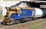 NECR #3855 Does Some Switching on the CSX Main