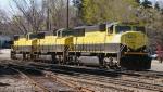 Three Susquehanna Engines