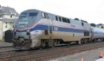 Amtrak #106 Roster Shot