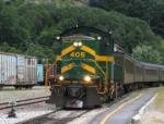 Green Mountain engine #405