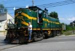 Green Mountain RR Alco RS1 #405