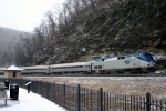 Amtrak 171 on Horseshoe Curve