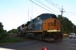 Trailing Engine On D023