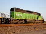 BNSF 8039