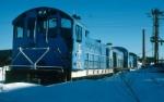 Boston and Maine Railroad Alco S5M No. 1282