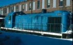 Boston and Maine Railroad Alco RS3 No. 1546