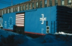 Boston and Maine Railroad 50' Bi-Centennial Box Car No. 77039