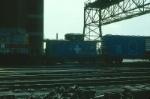 Boston and Maine Railroad Caboose No. C75R
