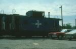 Boston and Maine Railroad Caboose No. C59R