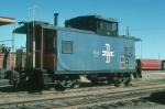 Boston and Maine Railroad Caboose No. C78