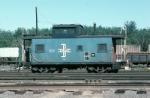Boston and Maine Railroad Caboose No. C64