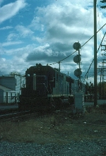 Boston and Maine Railroad EMD GP38-2 No. 202