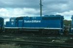 Boston and Maine Railroad EMD GP40-2 No. 310