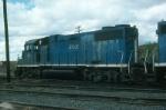 "Boston and Maine Railroad EMD GP38-2 No. 202, ""Daniel Webster"""