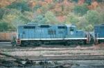 Boston and Maine Railroad EMD GP18 No. 1752