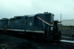 Boston and Maine Railroad EMD GP9 No. 1716