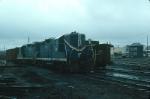 Boston and Maine Railroad EMD GP9's No. 1716 and No. 1701