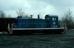 Boston and Maine Railroad EMD SW1 No. 1126