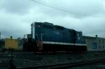 Boston and Maine Railroad EMD GP9 No. 1732