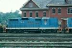 Boston and Maine Railroad EMD GP9 No. 1734