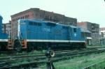 Boston and Maine Railroad EMD GP9 No. 1736
