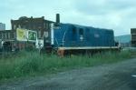 Boston and Maine Railroad EMD GP7 No. 1560
