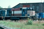 Boston and Maine Railroad EMD GP38-2 No. 200