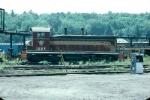 Boston and Maine Railroad EMD SW9 No. 1223