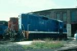 Boston and Maine Railroad EMD GP9 No. 1730