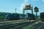 Boston and Maine Railroad EMD GP38-2 No. 206 and GP40-2 No. 305