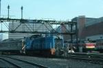 Boston and Maine Railroad EMD SW9 No. 1227