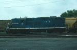 Boston and Maine Railroad EMD GP9 No. 1715