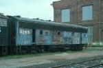 Boston and Maine Railroad EMD F7B No. 4265
