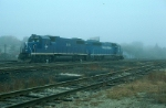 Boston and Maine Railroad EMD GP38-2 No. 208 and GP40-2 No. 311