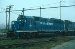 Boston and Maine Railroad EMD GP40-2 No. 311