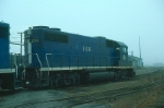 Boston and Maine Railroad EMD GP38-2 No. 208