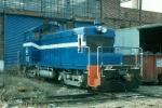 Boston and Maine Railroad EMD SW1 No. 1118