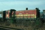 Boston and Maine Railroad Alco S5 No. 1280