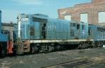 Boston and Maine Railroad EMD GP7 No. 1575