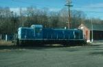 Boston and Maine Railroad Alco RS3 No. 1547