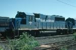 Boston and Maine Railroad (BM) EMD GP40-2 No. 310