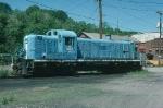 Boston and Maine Railroad (BM) Alco RS3 No. 1547