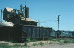 Boston and Maine Railroad's (BM) Sanding Facility