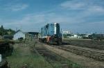 Boston and Maine Railroad (BM) EMD GP7 No. 1570