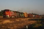 BNSF 560 North