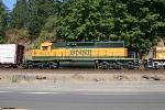 BNSF SD40-2 6888
