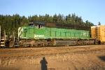 BNSF SD40-2 7922