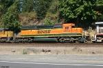 BNSF SD40-2 8040