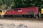 HLCX SD40T-2 6150