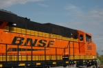 Right side of BNSF 5980